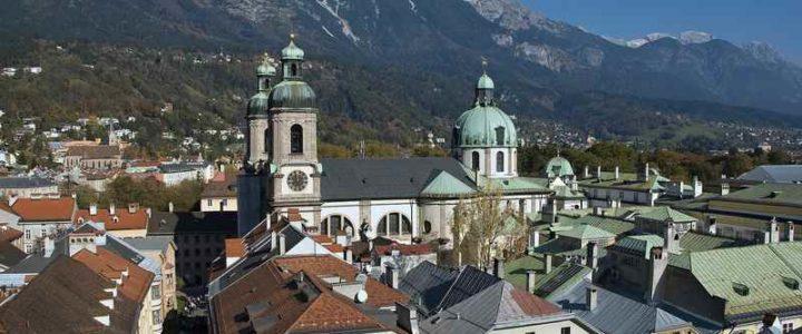 Der Dom in Innsbruck