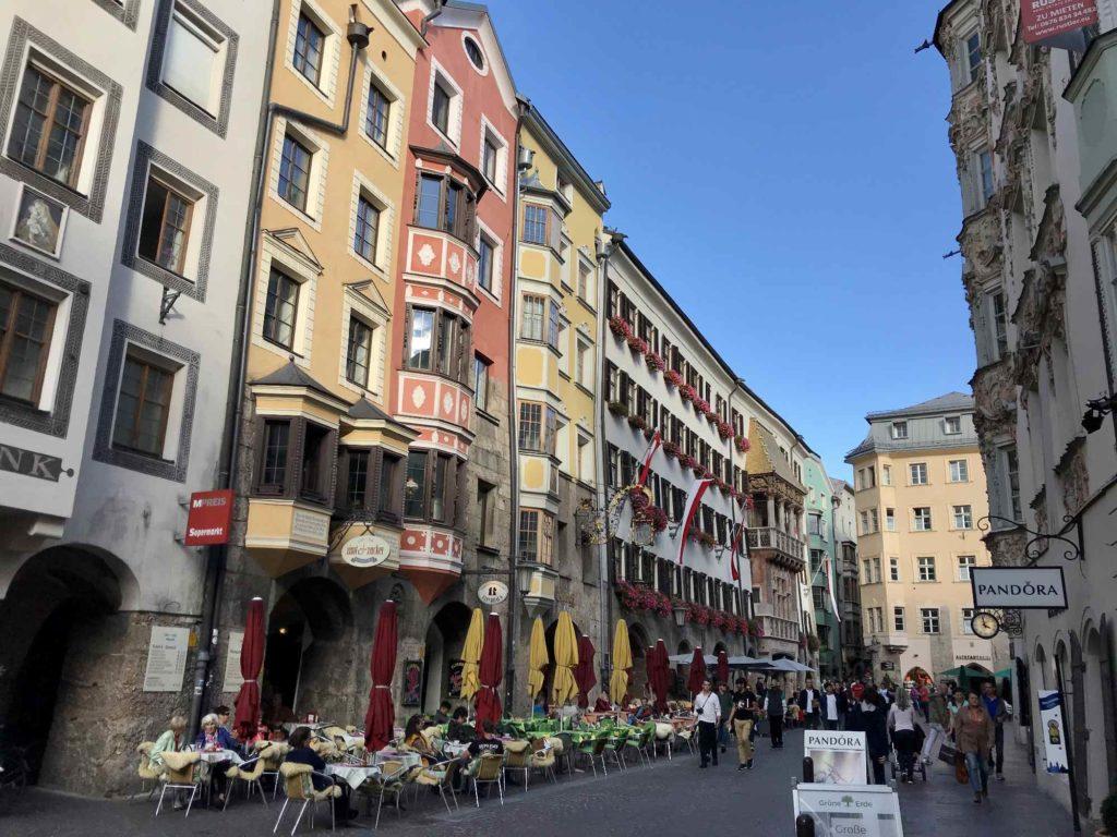 Innsbruck Gastronomie