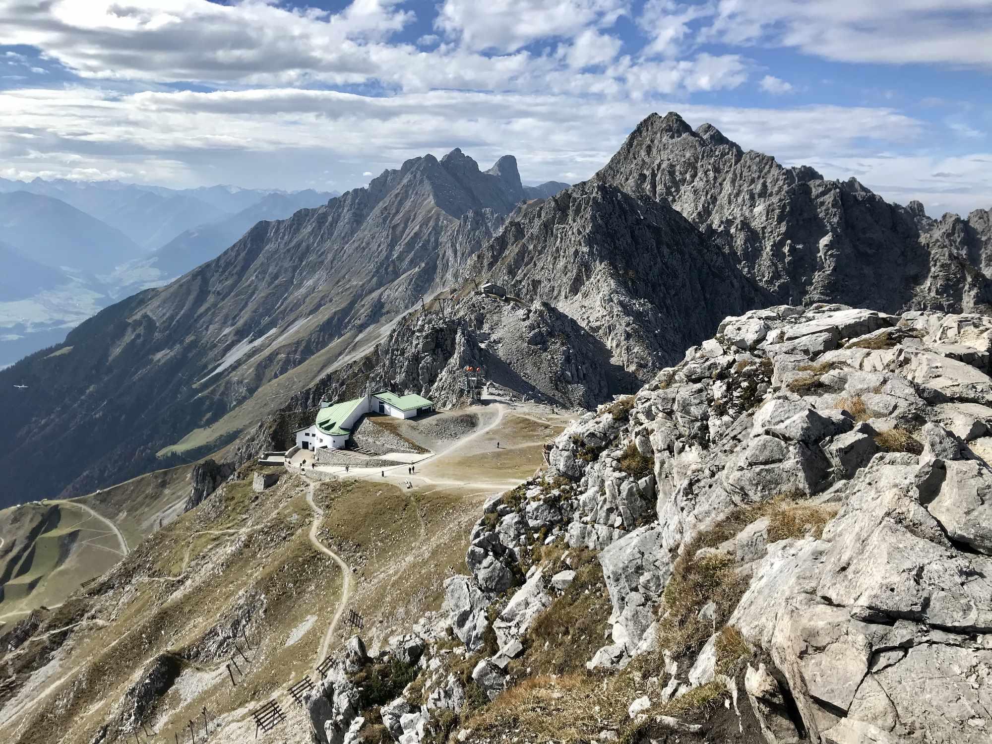 Sightseeing Innsbruck - Top of Innsbruck, Hafelekar