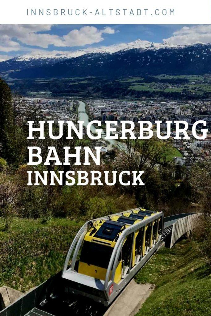 Hungerburgbahn Innsbruck merken - mit diesem Pin auf Pinterest!
