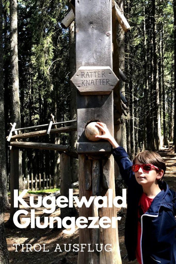 Kugelwald Glungezer - Kältepol für Familien an heißen Sommertagen in Tirol