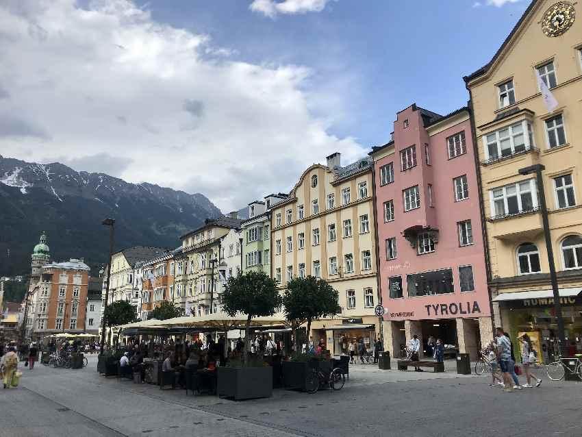 Maria Theresien Strasse Innsbruck Geschäfte