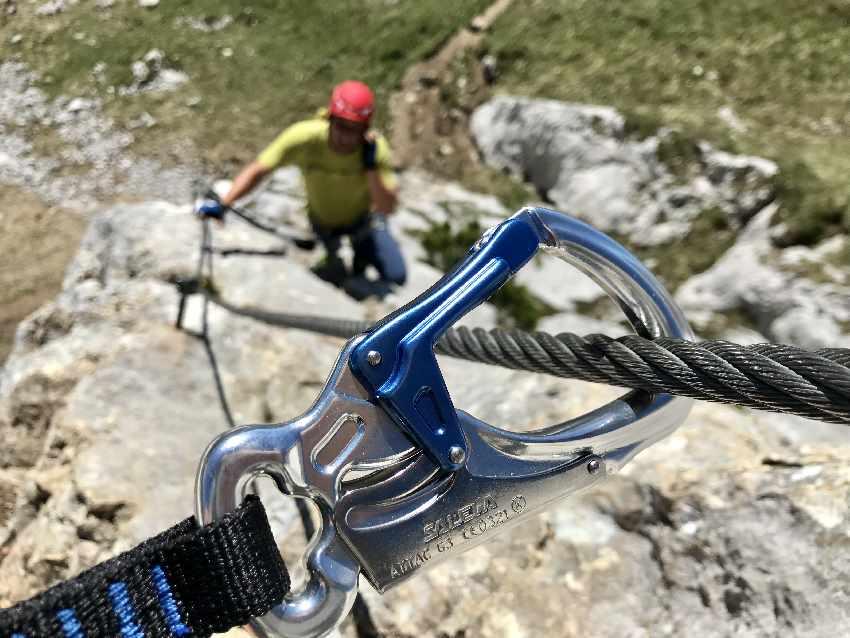 Klettersteig Innsbruck Tirol