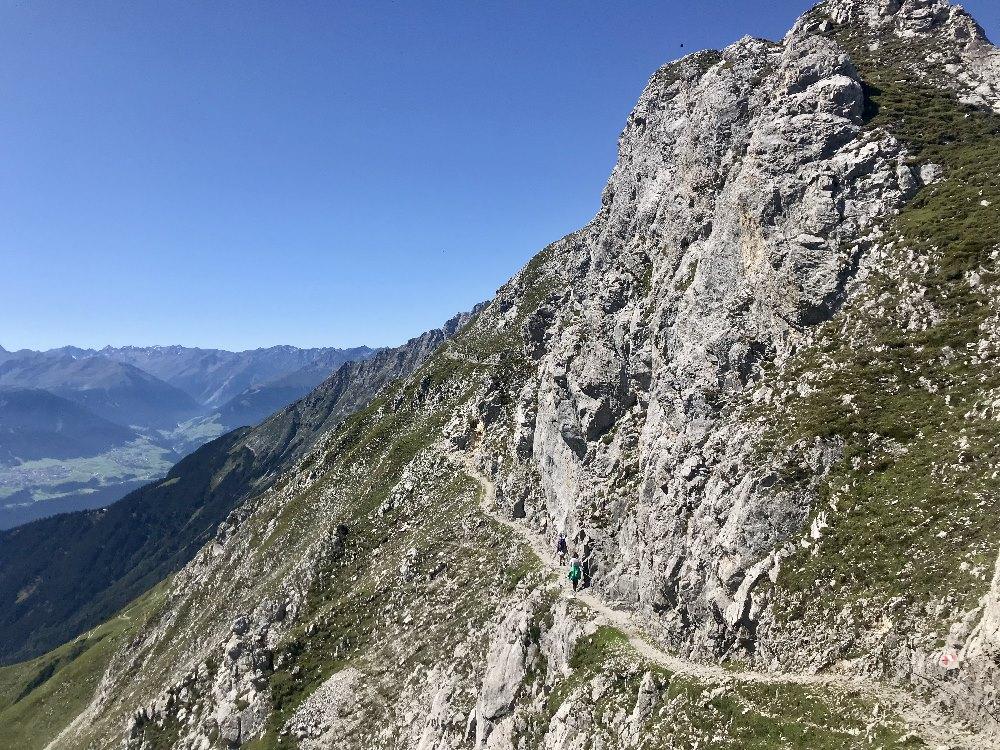 Goetheweg - der aussichtsreiche Höhenweg in Innsbruck