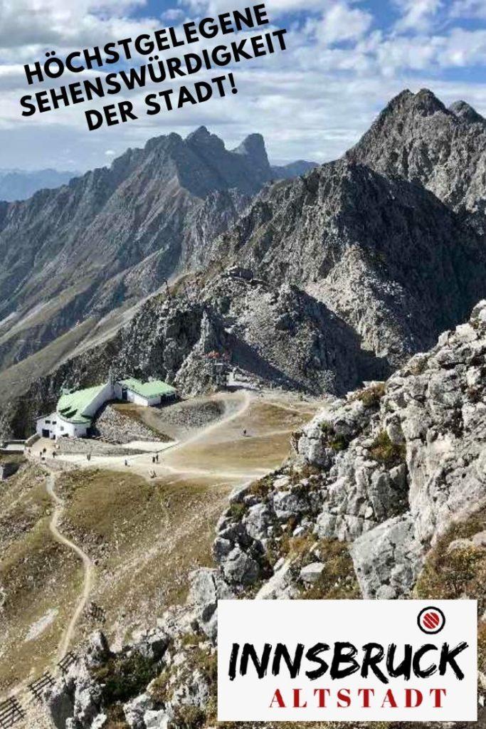 Das Hafelekar - die höchstgelegene Sehenswürdigkeit in Innsbruck