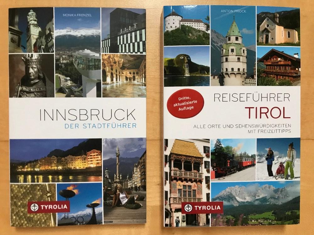 Innsbruck Reiseführer - am besten daheim bestellen und hineinlesen!