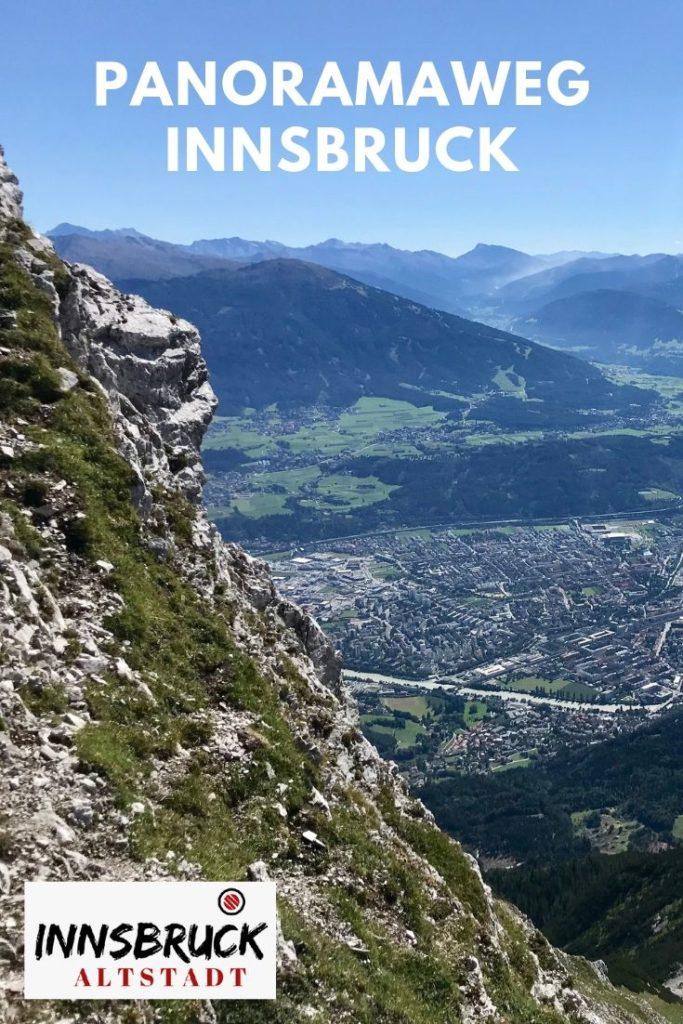 Innsbruck wandern Nordkette – merk dir diesen Pin gleich auf Pinterest!