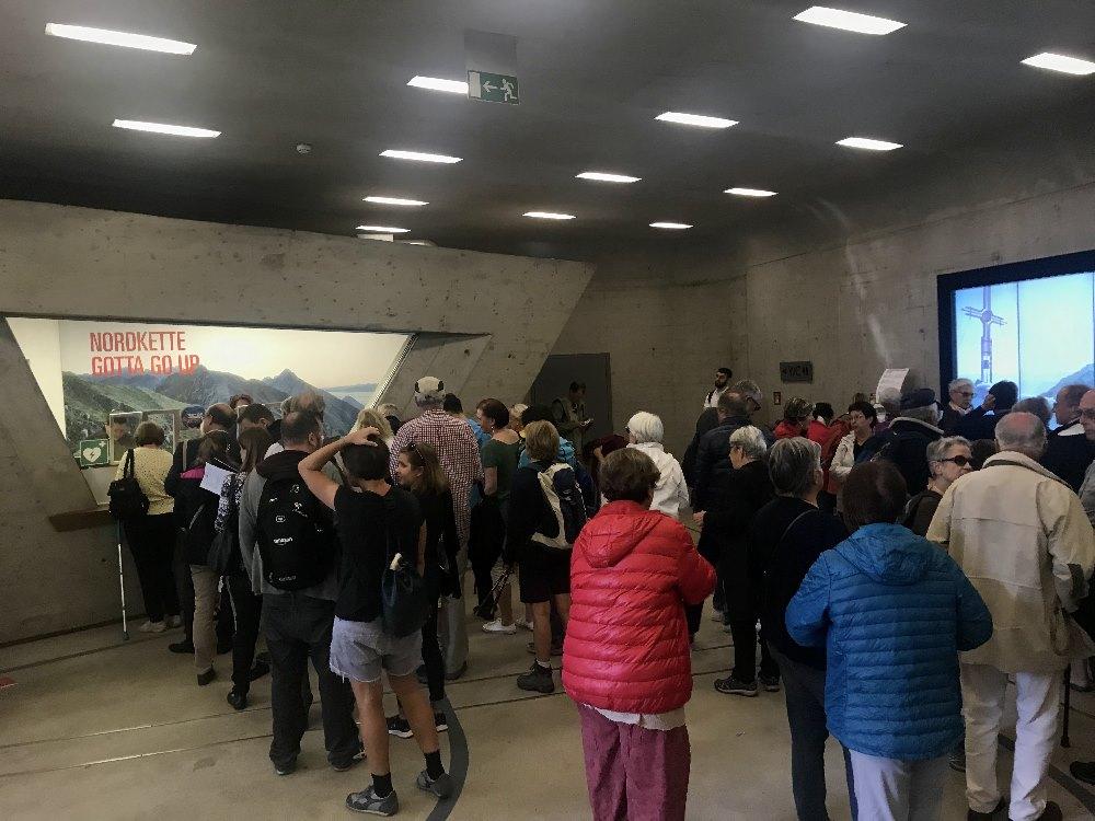 Nordkettenbahn Ticket mit Rabattcode günstiger online kaufen - statt an der Kasse warten