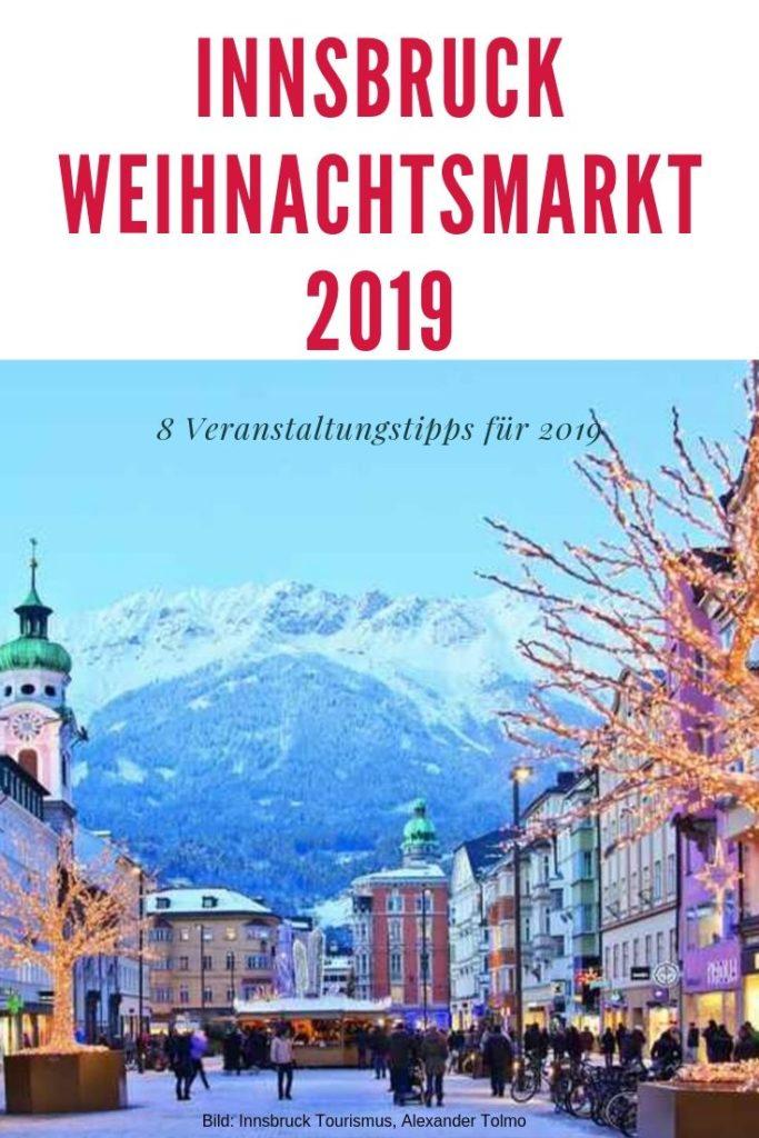 Weihnachtsmarkt Innsbruck 2019