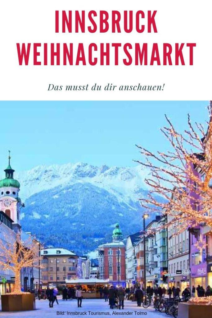 Weihnachtsmarkt Innsbruck Tipps merken - mit diesem Pin auf Pinterest