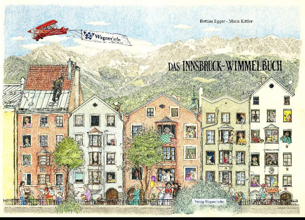 Innsbruck Wimmelbuch - Foto: Maria Kittler