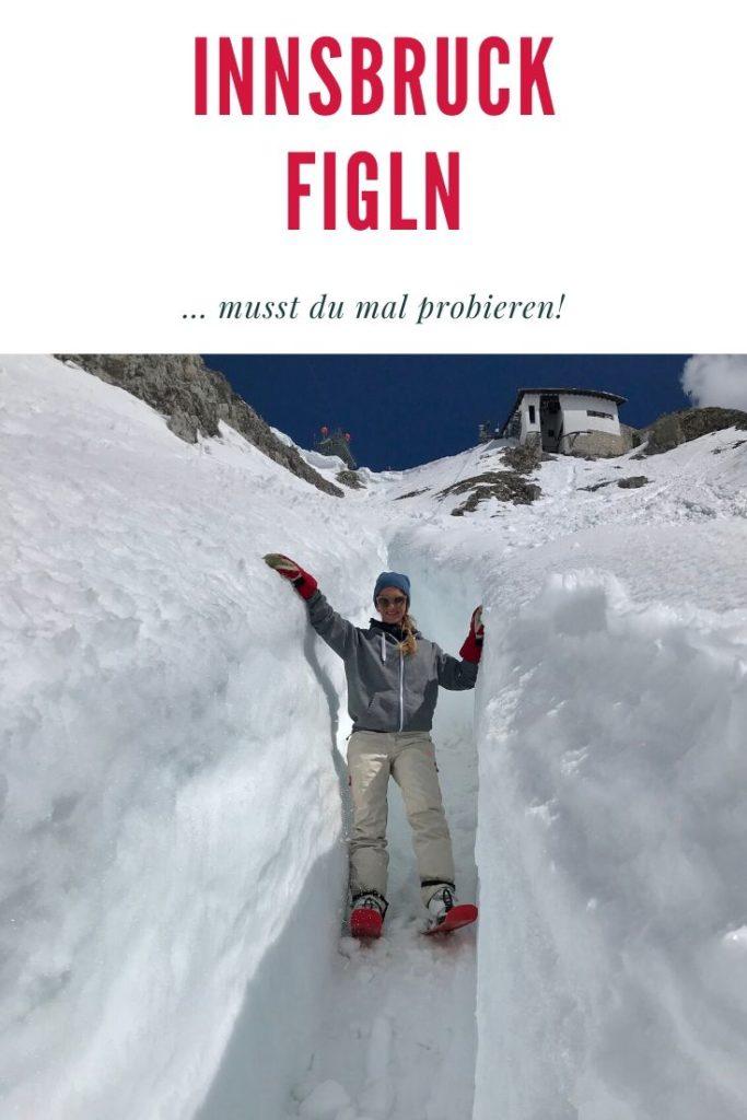 Figln auf der Nordkette in Innsbruck