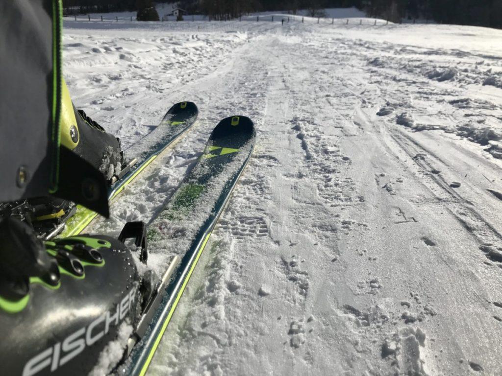 Skitour Innsbruck - aus dem Inntal in die Tuxer Alpen