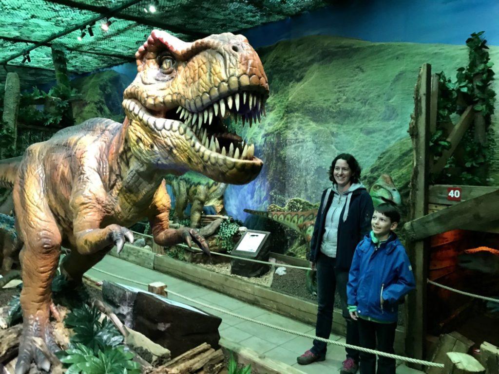 Ausflugsziele Innsbruck - das Dinoland
