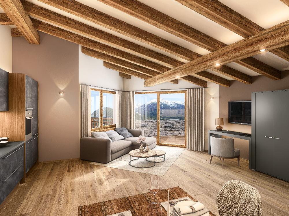 Gefällt dir diese Ferienwohnung für deinen Innsbruck Urlaub?