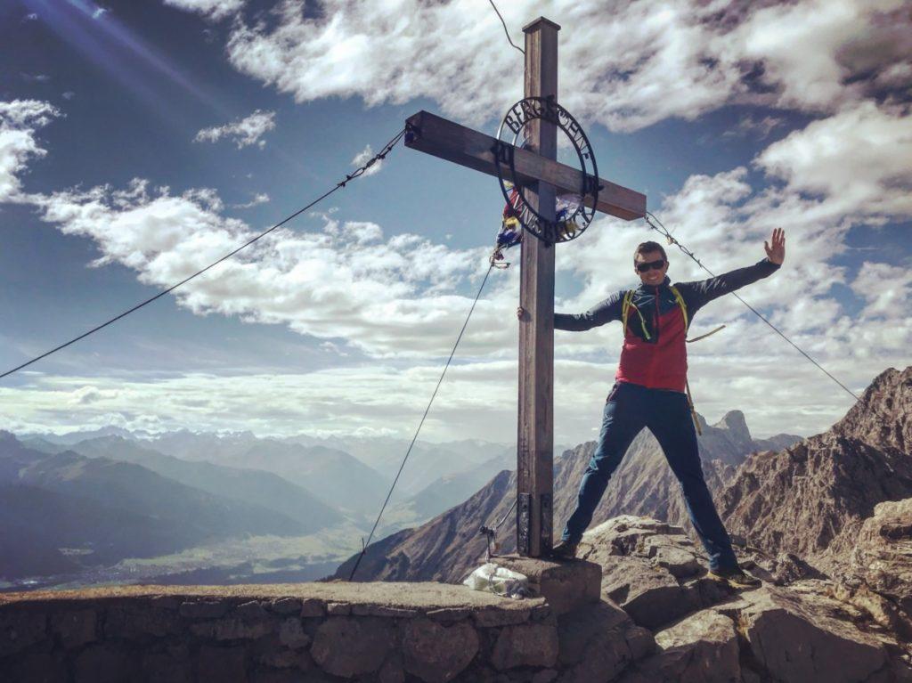Hafelekarspitze - der leichteste Gipfel von Innsbruck!