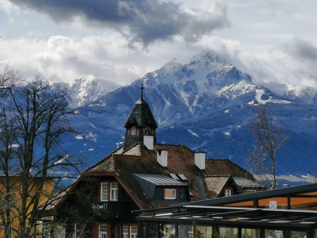 Hungerburg Innsbruck - Stadtteil in den Bergen