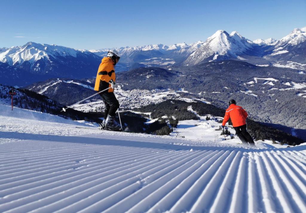 Skigebiete Innsbruck - ich zeige dir wo es sehr gut zum Skifahren geht