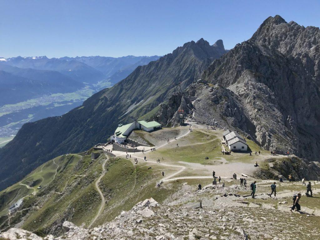 Gerade noch in der Webcam Innsbruck gesehen - hier die Beschreibung, wie du hierher kommst