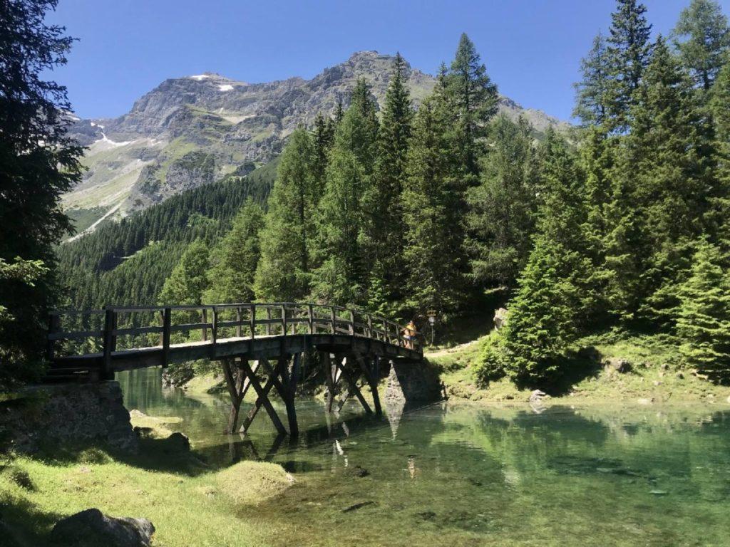 Auch Innsbruck Umgebung: Der schöne Obernberger See