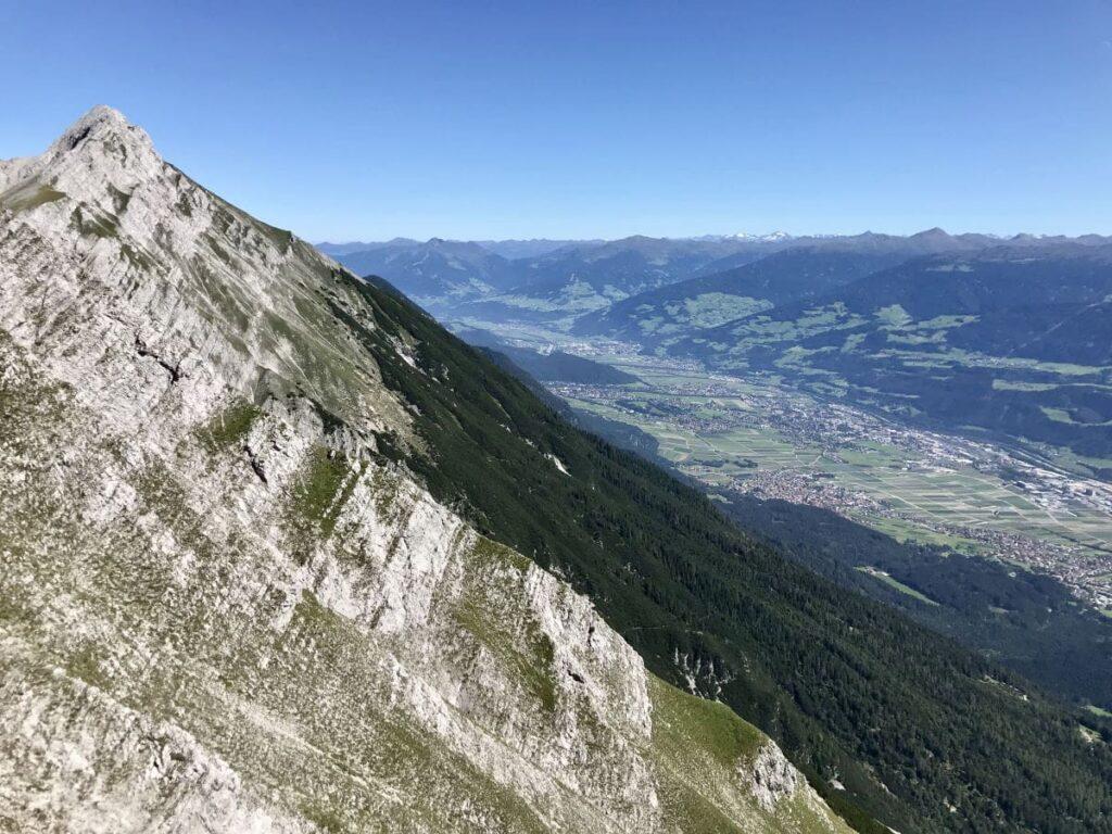 Entdecke die 7 schönsten Innsbruck Berge