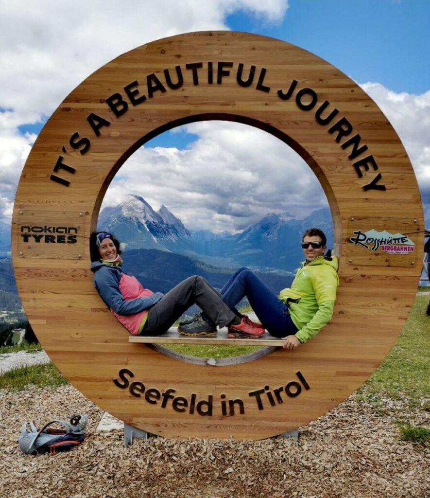 Von Innsbruck auf die Rosshütte Seefeld - toller Ausflug in die Berge